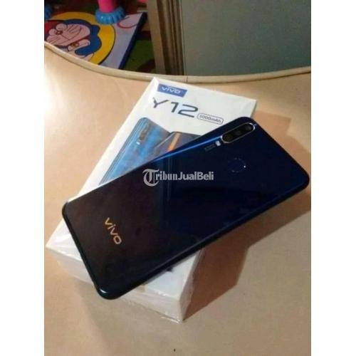 HP Vivo Y12 Bekas Android 4G LTE Murah Lengkap Orisinil No Minus - Jakarta