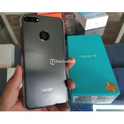 Peta Malang Raya: Hp Bekas Huawei Honor 9i Murah Meriah Like New Fullset