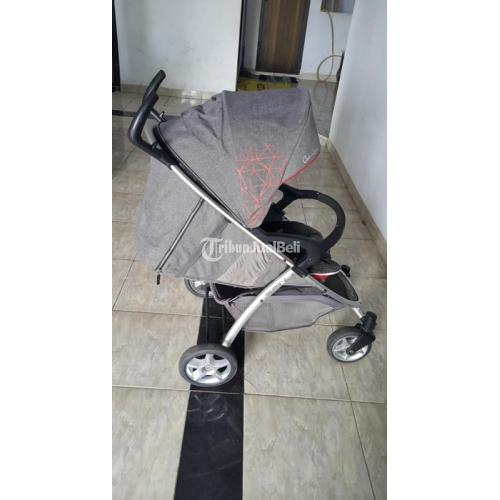 Stroller Bayi Murah Spin Cocolatte Bekas Mulus Normal Siap ...