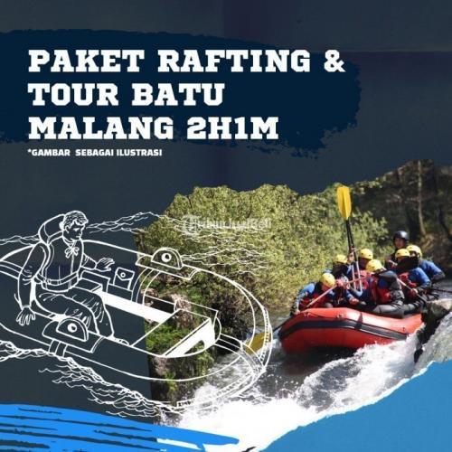 Paket Rafting Arung Jeram Batu Malang 2 Hari 1 Malam Harga ...