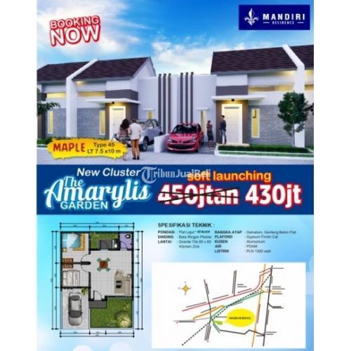 Mandiri Residence Tahap 2 Type 45 75 Di Krian Sidoarjo Tribunjualbeli Com