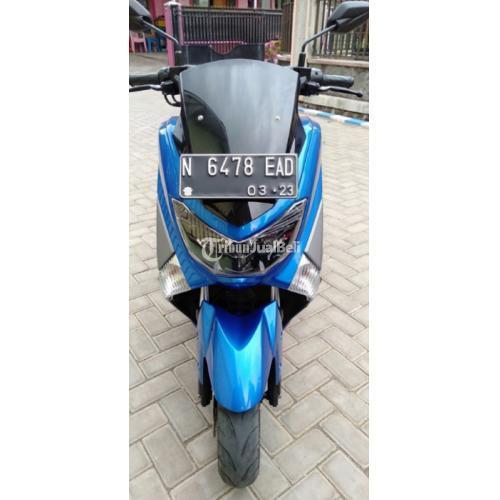 Yamaha Nmax 2018 Warna Limited Edition Surat Lengkap Bekas bagus Harga Nego - Malang
