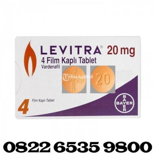 Levitra 100mg Asli Obat Pria Tahan Lama Di Medan - Sumatera Utara