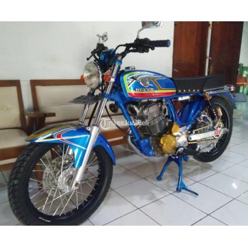 Honda CB Primus 2007 Mesin Halus Cat Baru Mesin Oke Harga Murah - Purwodadi