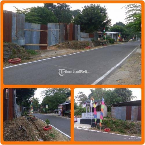 Tanah Luas Cocok Untuk Perumahan di Pinggir Jalan Raya Gunung Pati - Semarang