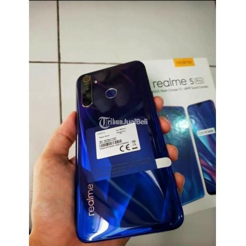 Hp Realme 5 Pro Bekas Android Ram 8gb Murah Mulus Segel Lengkap Nego Di Bekasi Tribunjualbeli Com