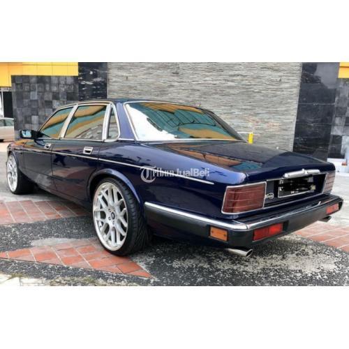 Mobil Sedan Jaguar XJ40 Sovereign 1987 AT Bagus Harga Nego Mobil Oke Siap Pakai - Jakarta Timur