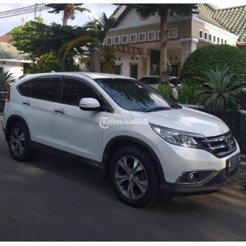 Mobil Honda CRV Prestige Bekas Tahun 2012 Matic Murah Harga Nego - Yogyakarta