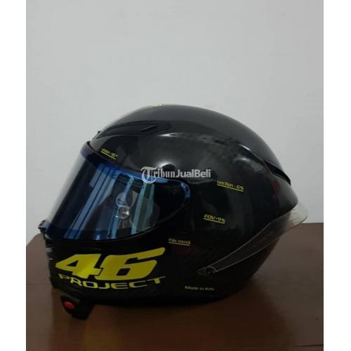 Helm Agv Pista Gp 46projetct V1 Bekas Full Face Murah Size Xl Harga Nego Di Bandung Tribunjualbeli Com