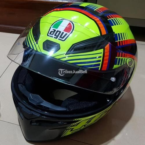 Helm Agv K1 Bekas Full Face Murah Lengkap Size M Normal Di Jakarta Barat Tribunjualbeli Com
