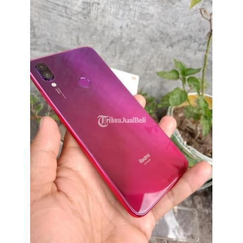 HP Redmi Note 7 Bekas Android Ram 6GB Murah Kamera 48MP Normal Lengkap - Klaten