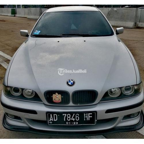 Mobil Sedan Murah BMW E39 528i Bekas Tahun 1997 Mulus Pajak Hidup - Malang