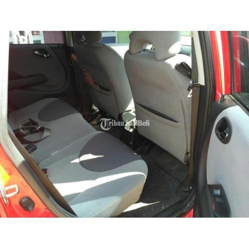 Mobil Matic Murah Honda Jazz IDSI Bekas Tahun 2005 Normal Harga Nego - Malang