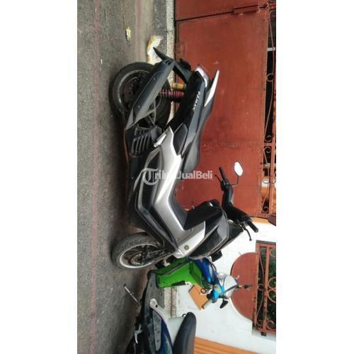 Motor Matic Murah Yamaha Nmax Bekas Tahun 2016 Warna Hitam Mulus Lengkap Harga Nego - Jakarta