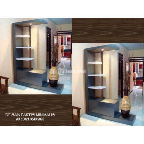 Supplier Pembatas Ruangan Partisi Minimalis Modern Di Banyumas Tribunjualbeli Com