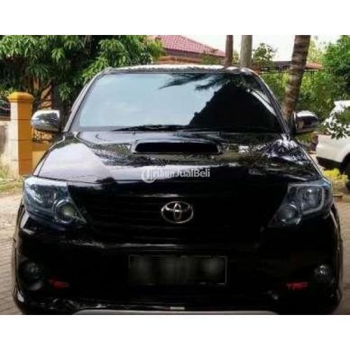 Mobil Bekas Toyota Hilux G Double Cabin 4x4 Manual 2013 Km 78Rb - Samarinda