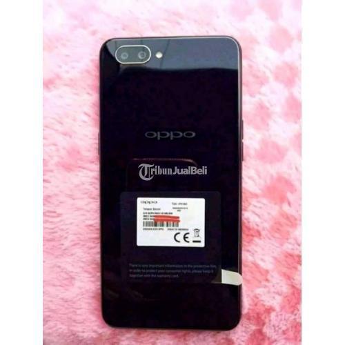 Oppo A3S Ram 2 GB Mulus Bekas Bagus Normal Harga Nego Lengkap dengan Silicon - Palembang