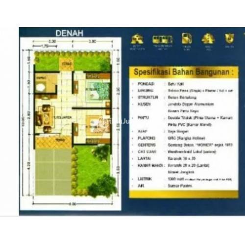 Perumahan Subsidi Royal Rajeg Residence - Tangerang