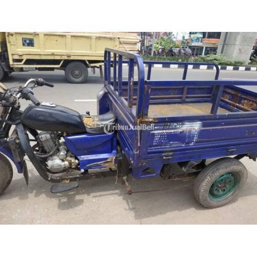 Motor Roda Tiga Kaisar Xo Radiator 2011 Mesin Sehat Siap Dipakai Kerja Di Palembang Tribunjualbeli Com