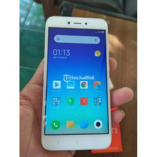 Hp Xiaomi Redmi 5a Bekas Warna Gold Mulus Lengkap No Minus Murah Di Balikpapan Tribunjualbeli Com