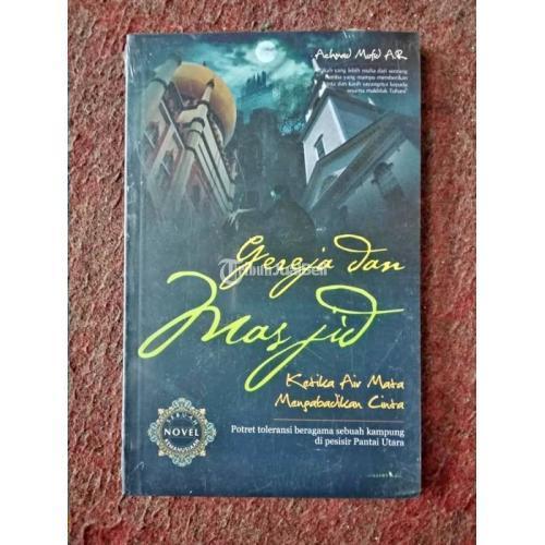 Jual Novel dan Buku Islam Baru Murah Mulai dari Harga 15 Ribu Saja - Jogja
