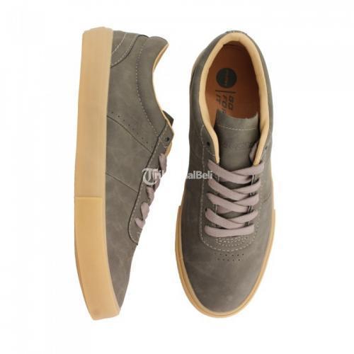 Sepatu Pria Ardiles Denmark Size 41 Warna Hitam dan Coklat - Surabaya