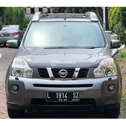 Mobil Bekas Nissan Xtrail 2.5 XT AT 2010 Plat L CVT Halus - Surabaya