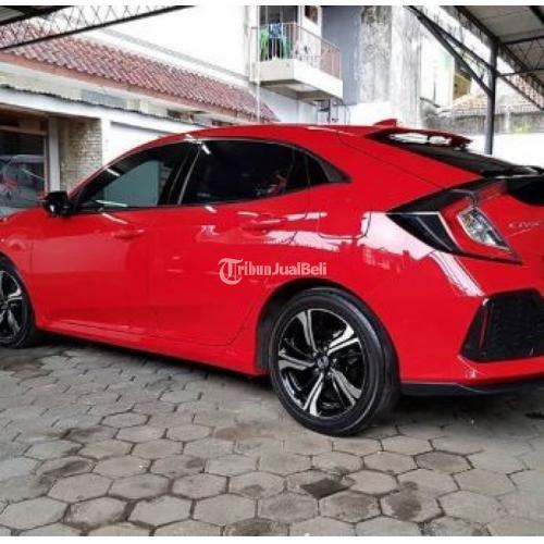 Mobil Hatchback Bekas Honda Civic Turbp 2018 Full Orisinil Pajak Panjang Di Semarang Tribunjualbeli Com