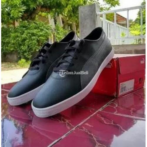 Sepatu Puma Urban SL Black Asphalt New