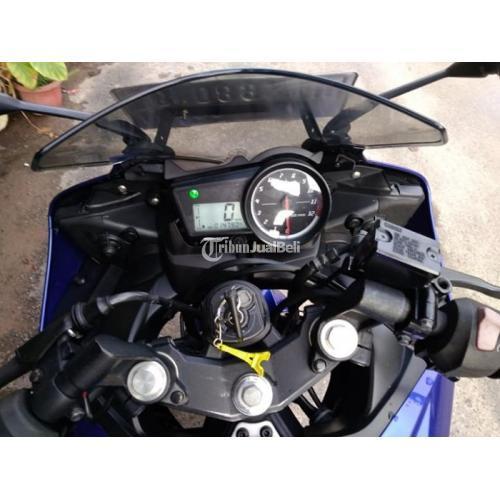 Motor Sport Bekas Yamaha R15 Murah 2016 Lengkap Pajak ...