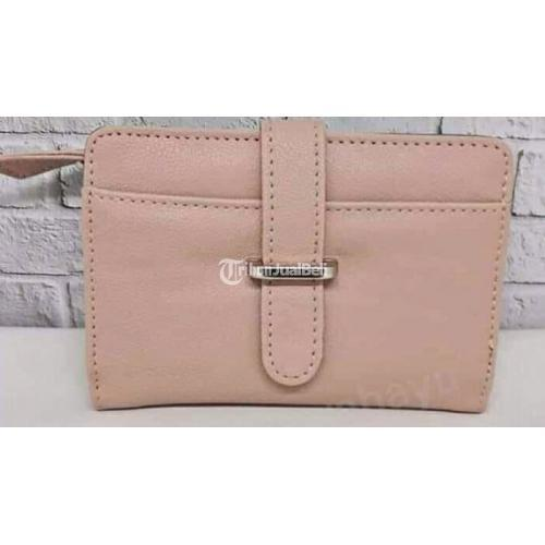 Dompet Lipat Cantik Sophie Paris Warna Pink Baru Promo - Surakarta