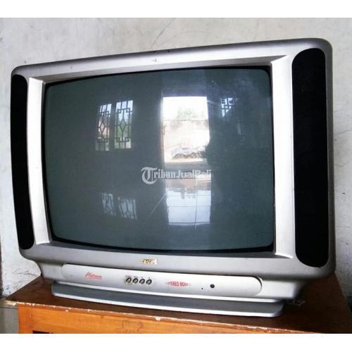 Jual Tv Tabung Second Bekas Noemal Jaya Murah Normal Mesin Ori Di Karanganyar Tribunjualbeli Com