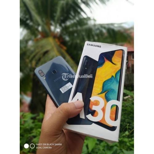 Hp Samsung A30 Bekas Android Ram 4gb Murah Lengkap No Minus Garansi Di Balikpapan Tribunjualbeli Com