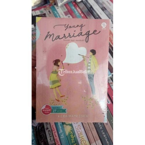 Novel Wattpad Baru Segel Ready Stock - Yogyakarta