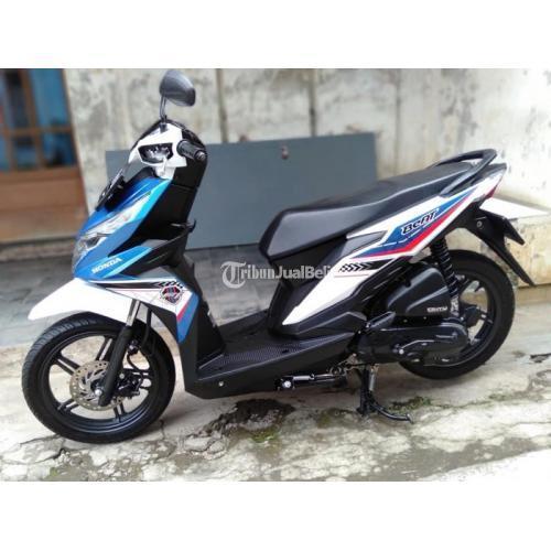 Motor Matic Bekas New Honda Beat Cbs Murah Tahun 2017 Mulus Pajak Hidup Di Malang Tribunjualbeli Com