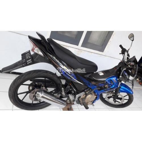 Suzuki Satria FU Tahun 2011 Surat Lengkap Pajak HIDUP Plat N Harga Nego - Malang