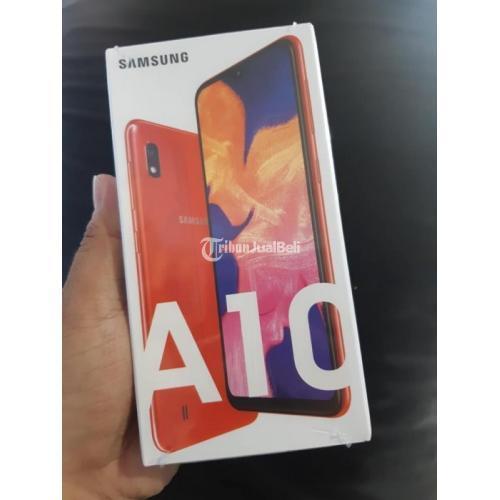 Hp Samsung A10 Murah Kondisi Baru Segel Android 4g Lte Harga Nego Di Balikpapan Tribunjualbeli Com