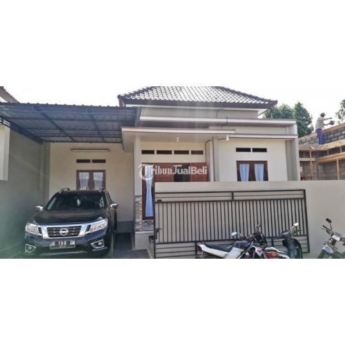Rumah di Pusat Kota Dekat Fasum Gratis Biaya Pajak Notaris ...