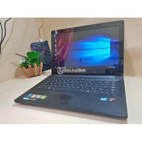 Laptop Lenovo Gamer Amd A8 Quadcore Vga 2gb Seken Oke Harga Nego Di Surakarta Tribunjualbeli Com
