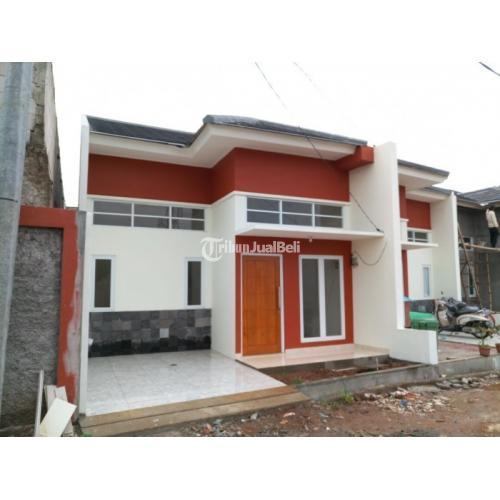 Jual Rumah Siap Huni SHM Tanpa DP Cluster Orchard Garden 2 - Bekasi