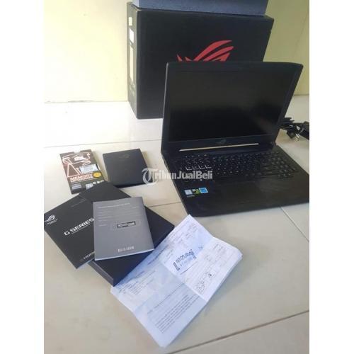 Laptop Asus Rog GL503GE Hero Edition i7 Ram 16GB Bekas Bagus Lengkap No Minus - Purworejo