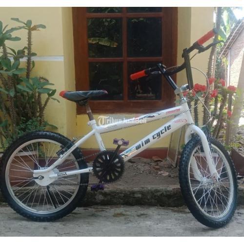 Sepeda Bmx Wimcycle Bekas Ring 20 Mulus Normal No Pr Siap Pakai Harga Murah Di Sukoharjo Tribunjualbeli Com