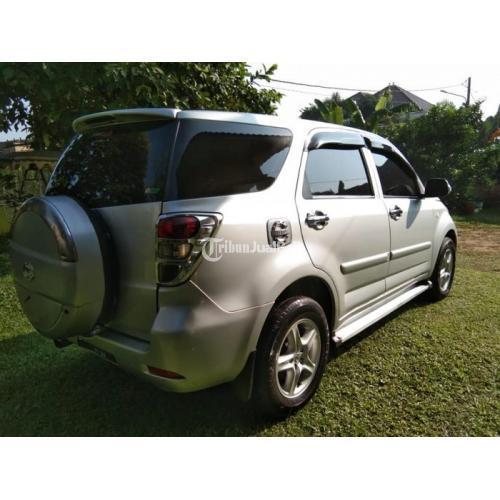 Daihatsu Terios TS Tahun 2008 Bekas Bagus Mulus Plat BG Harga Nego - Palembang