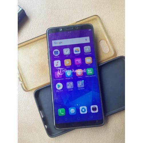 Hp Oppo F7 Youth Bekas Android Ram 4gb Murah Segel Mulus No Minus Lengkap Di Surakarta Tribunjualbeli Com