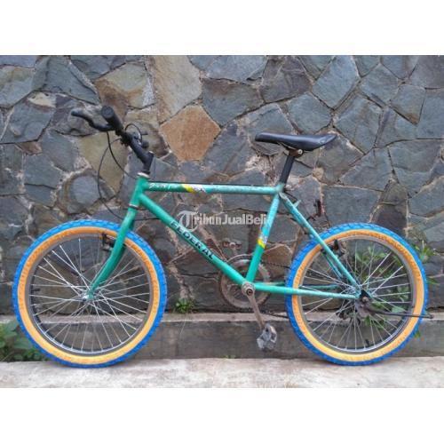 Sepeda Federal Street Fox Mj30 Bekas Mtb Murah Mulus Normal Orisinil Di Jakarta Selatan Tribunjualbeli Com