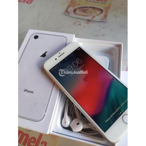 IPhone 8 64Gb Garansi Inter Fullset Original Bawaan Normal ...