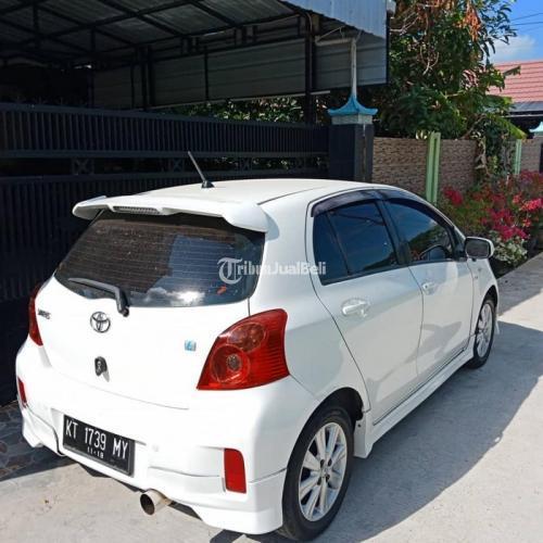 Mobil Toyota Murah Yaris E Bekas Tahun 2013 Manual Normal Pajak Hidup Di Balikpapan Tribunjualbeli Com