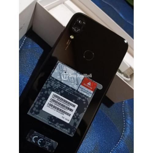 Hp Xiaomi Redmi Note 7 3 32gb Hitam Bekas Fullset Ori Mulus Terawat Normal Di Yogyakarta Tribunjualbeli Com