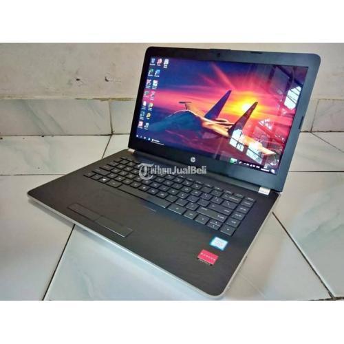 Laptop Gaming Render HP 14 Bs128TX Bekas Siap Pakai Desain Grafis Normal - Yogyakarta
