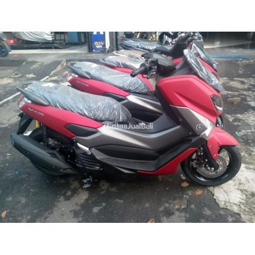 Yamaha N-MAX Non ABS 2019 Baru DP Rp.2.300.000 Tunai atau Kredit - Jakarta Timur